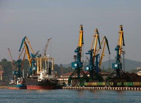 ЕВРАЗ Находкинский морской торговый порт