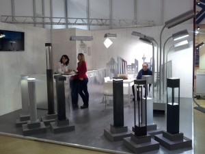 Выставка Interlight Moscow powered by Light+Building 2012